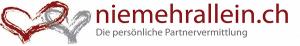 Logo niemehrallein.ch